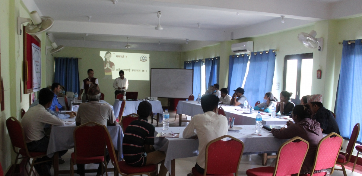 Promotion of Child Center Learning Through Local Subject